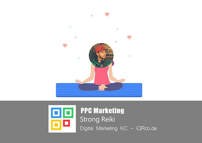 PPC Marketing - Strong Reiki