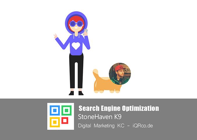 Search Engine Optimization - StoneHaven K9