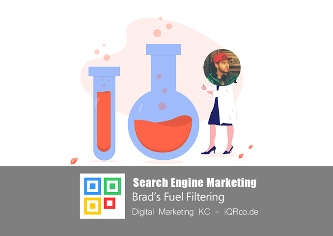 Search Engine Marketing - Brad's Fuel Filtering