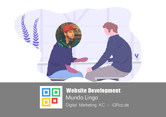 Website Development - Mundo Lingo