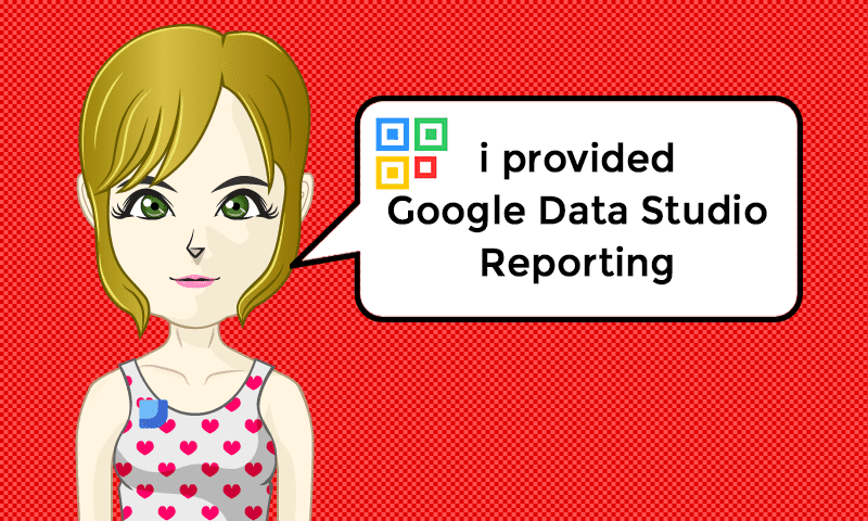 I provided Google Data Studio Reporting Services - Image - iQRco.de