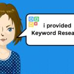 Keyword Research – 11/16/2020 3:25pm