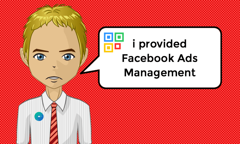 I provided Facebook Ads Management Services - Image - iQRco.de