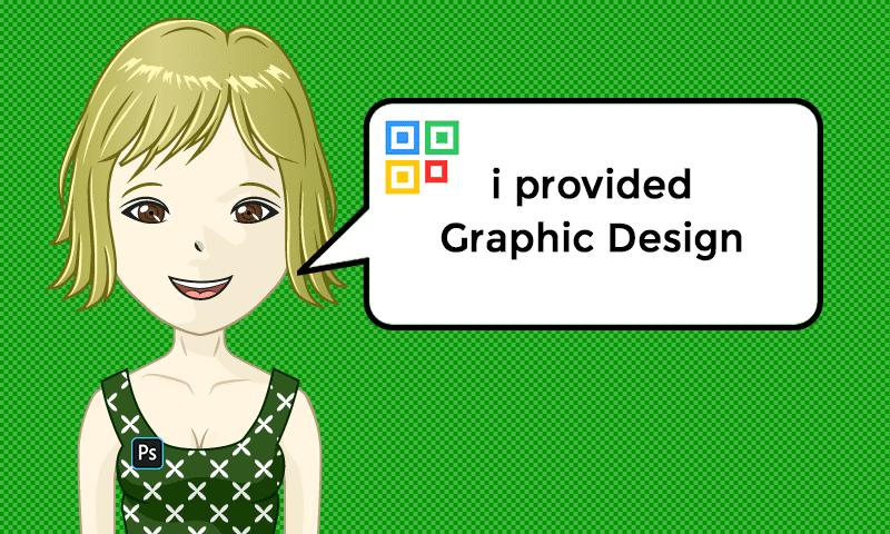 I provided Graphic Design Services - Image - iQRco.de