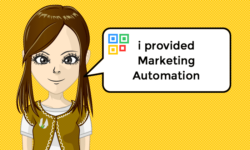 I provided Marketing Automation Services - Image - iQRco.de
