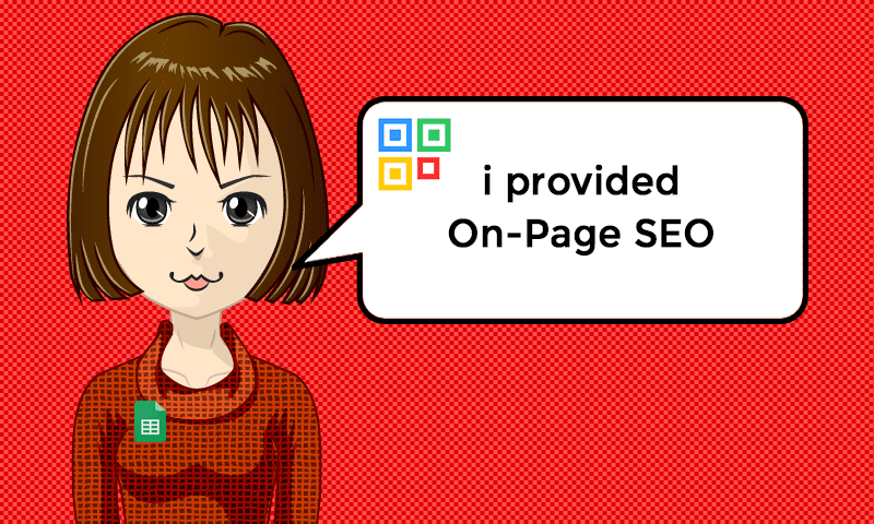 I provided On-Page SEO Services - Image - iQRco.de