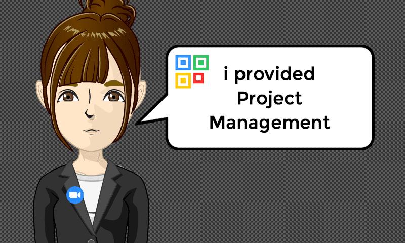 I provided Project Management Services - Image - iQRco.de