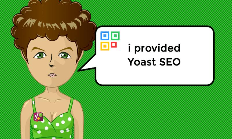 I provided Yoast SEO Services - Image - iQRco.de